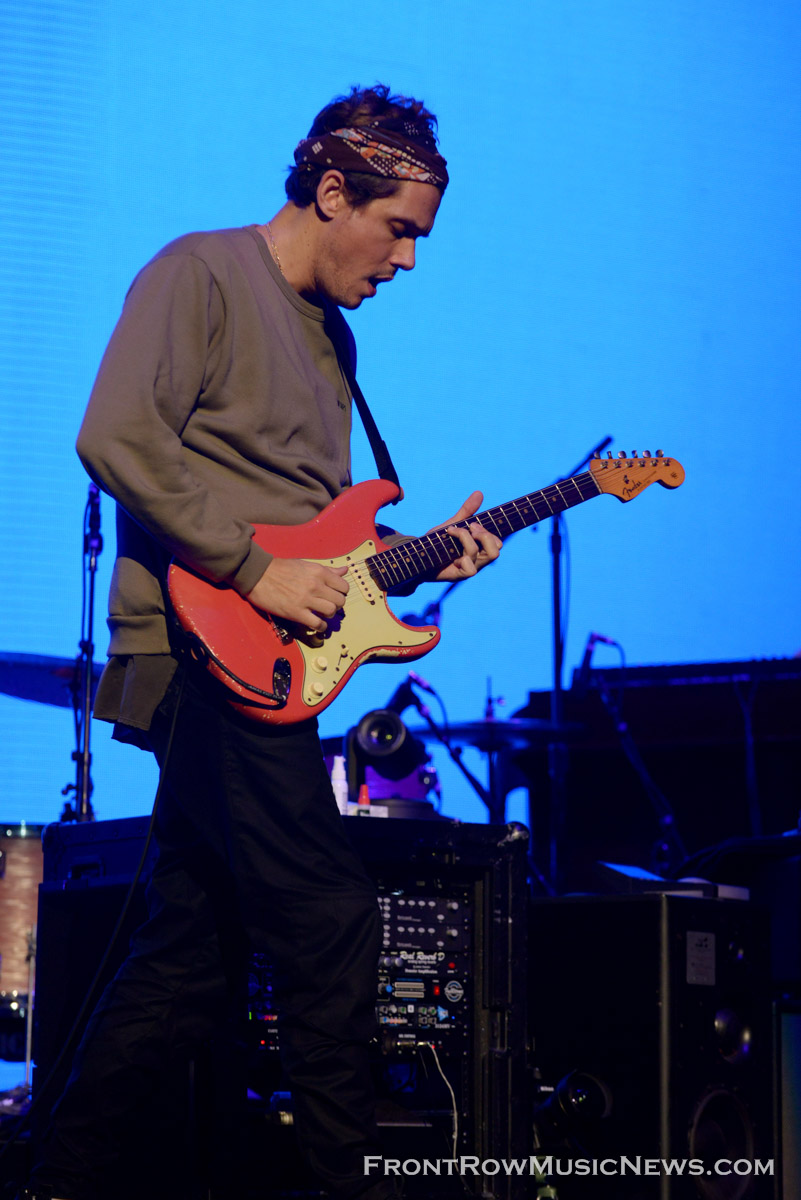 John Mayer at Hollywood Casino Amphitheatre in Tinley Park