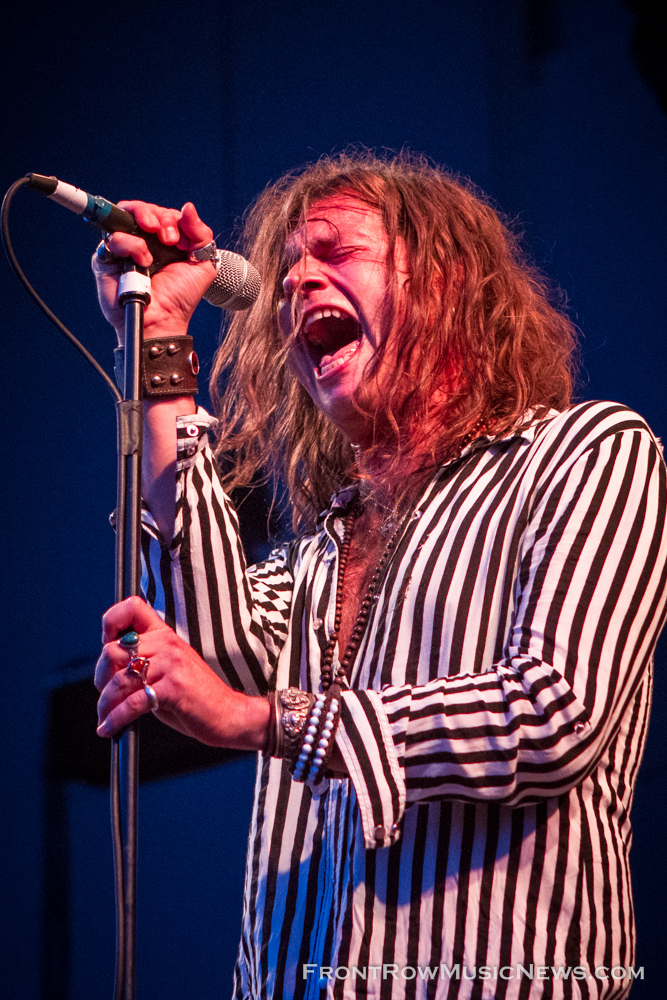 Jay Buchanan of Rival Sons