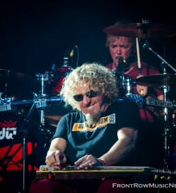 Sammy Hagar on Fire in Chicago 064
