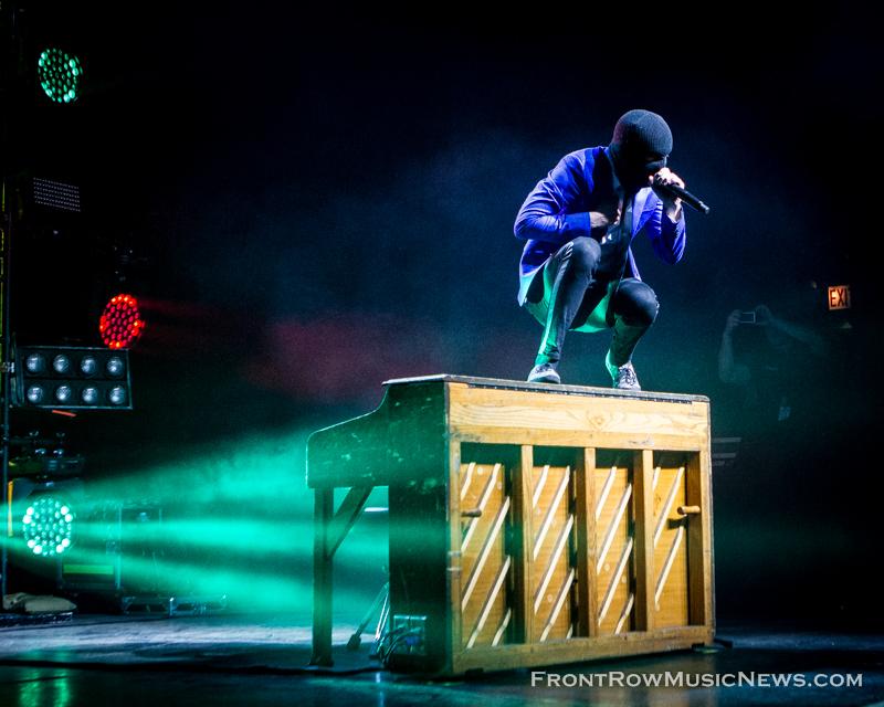 2014 Twenty One Pilots Concert in Chicago 044