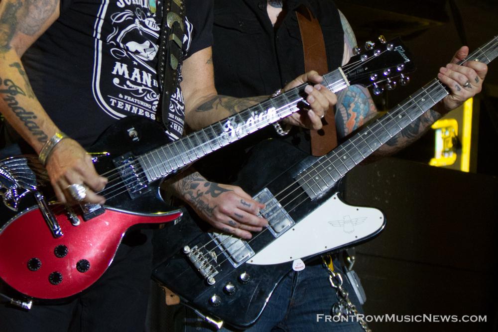 Lynyrd Skynyrd Concert 2013 Naperville RibFest 8961