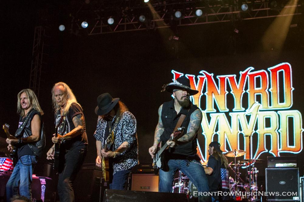 Lynyrd Skynyrd Concert 2013 Naperville RibFest 8978
