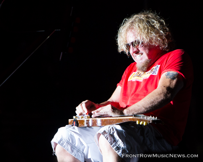 Sammy Hagar Taste of Joliet 2014 - 173