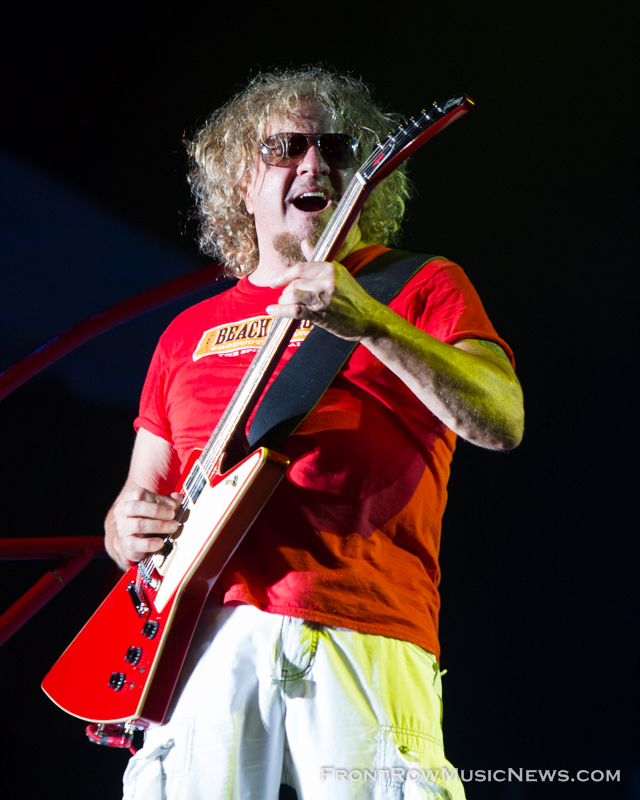 Sammy Hagar Taste of Joliet 2014 - 186