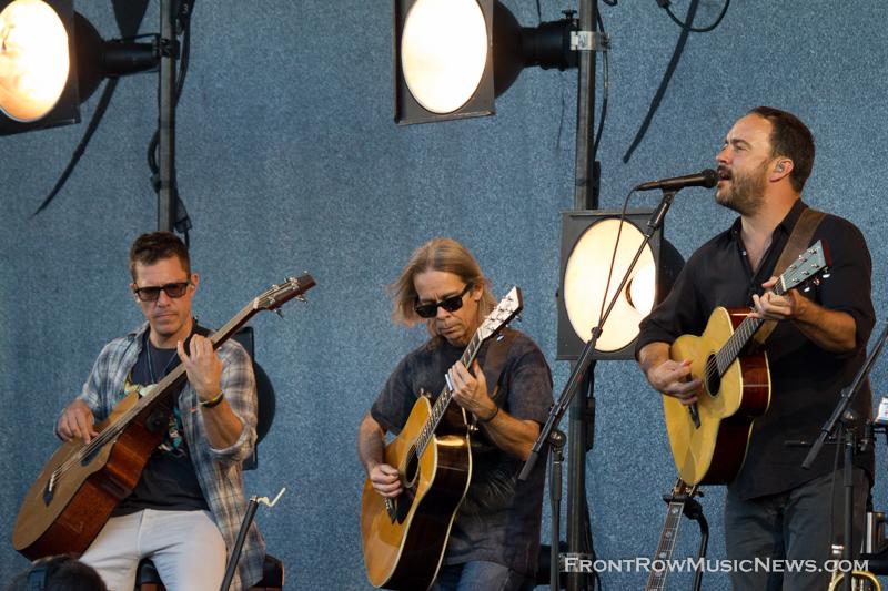 Dave Matthew Band 2014 Chicago Set 1 - 102
