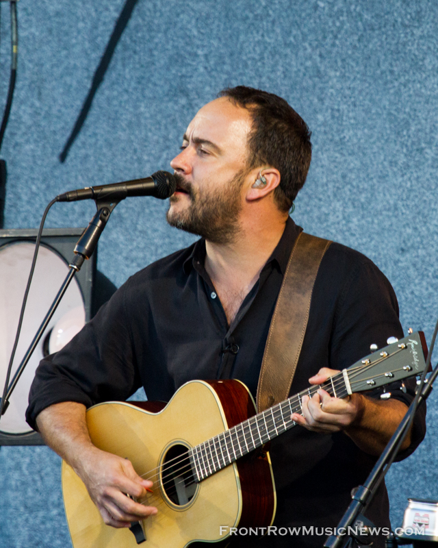 Dave Matthew Band 2014 Chicago Set 1 - 103