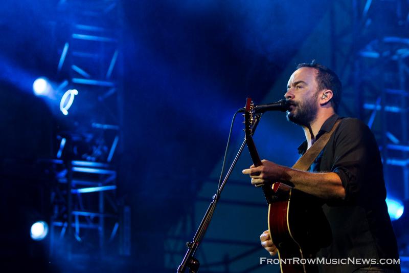 Dave Matthew Band 2014 Chicago Set 2 - 010