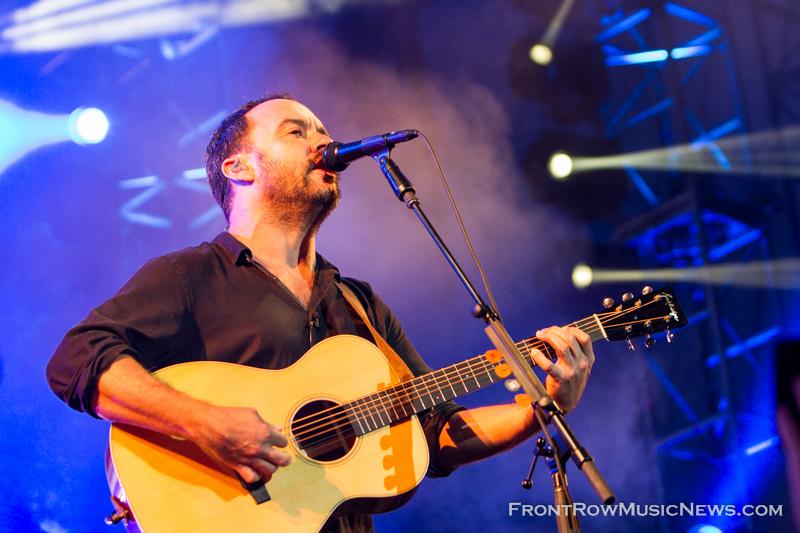 Dave Matthew Band 2014 Chicago Set 2 - 076