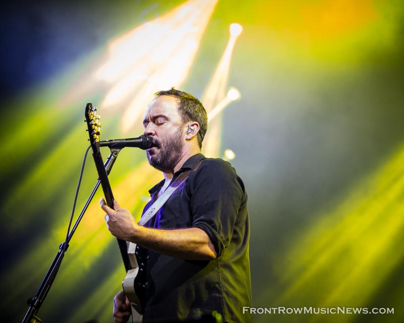 Dave Matthew Band 2014 Chicago Set 2 - 166