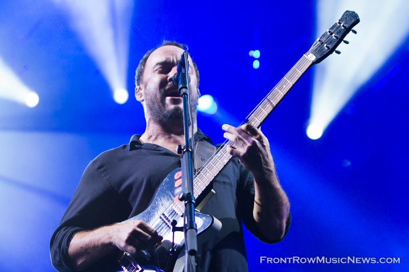 Dave Matthews Band 2014 Chicago Set 2 - 313