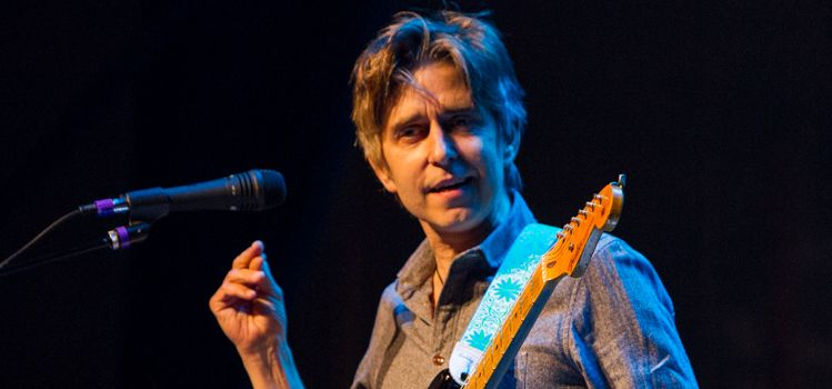 Eric Johnson Europe Live Tour at Arcada Theatre