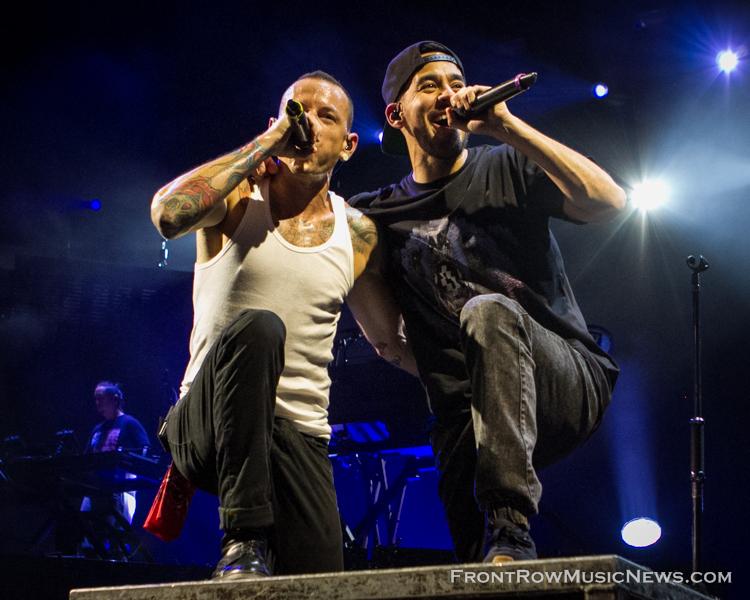 Linkin Park Carnivores Tour at PIQNIQ 365