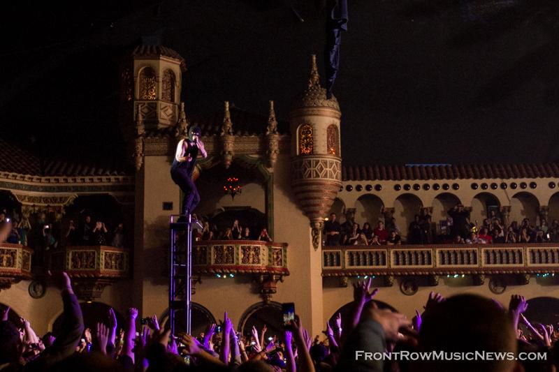 Twenty One Pilots Chicago 2014 Aragon Ballroom Front Row