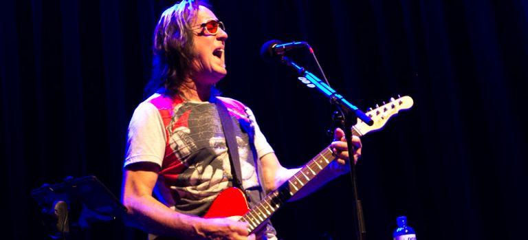Todd Rundgren Unpredictable at Park West
