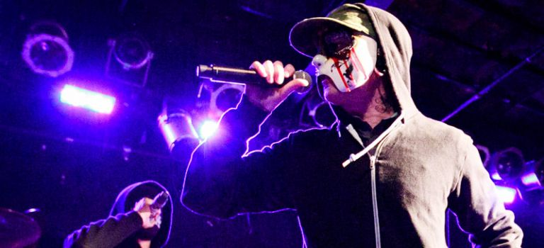 Hollywood Undead at Bottom Lounge in Chicago