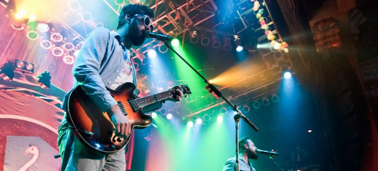 Dr. Dog Closes Out Tour in Chicago