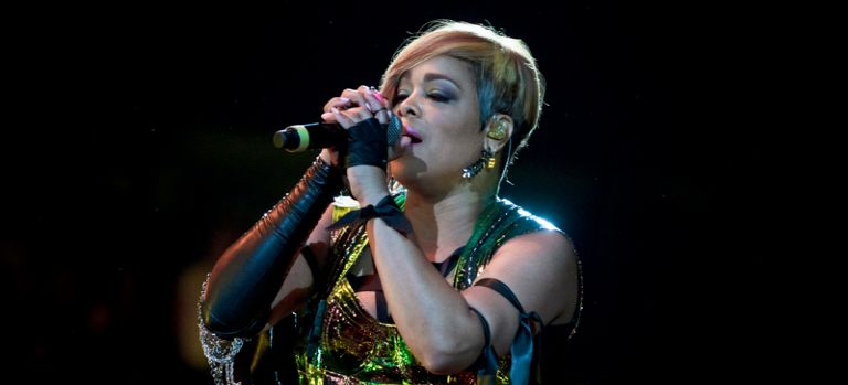 90s Chart Toppers TLC Perform Round 2 of The Main Event