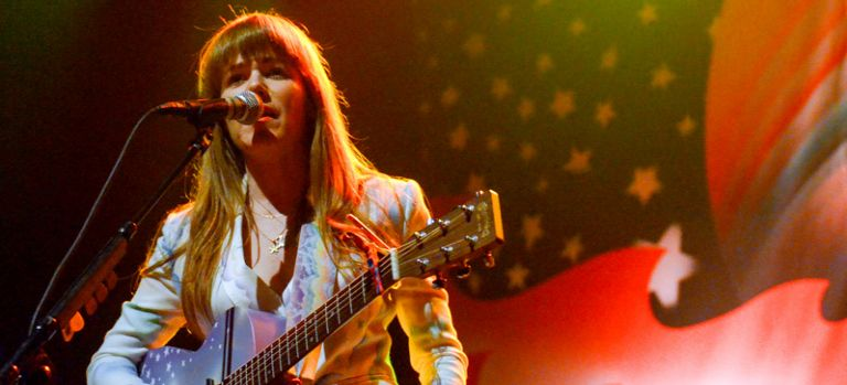 Jenny Lewis at The Vic