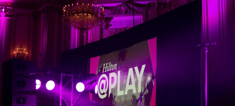 Hilton@PLAY Concert Series in Chicago