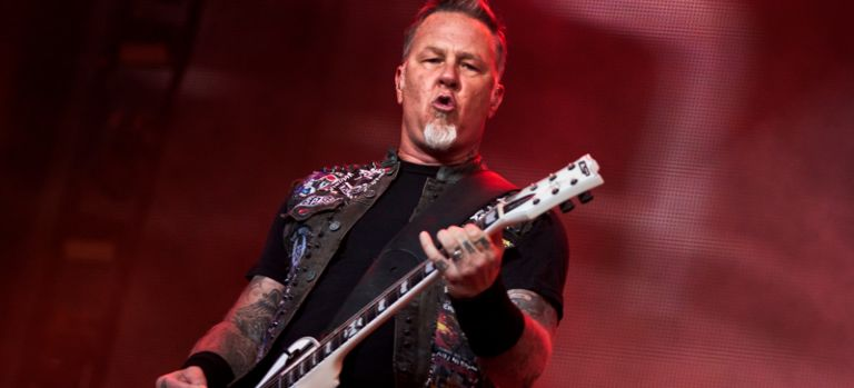 Metallica Brought a Heavy Dose of Metal to Lollapalooza