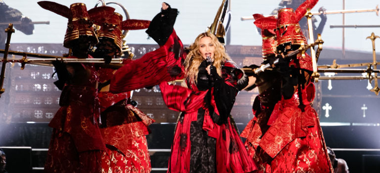 Madonna Continues to Wear Her Crown as the Queen of Pop