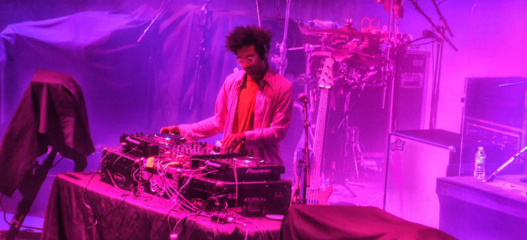 Toro y Moi master the groove at Aragon Ballroom