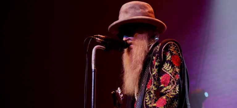 Billy Gibbons and the BFGs are Perfectamundo at Arcada Theatre