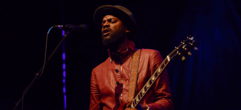 Gary Clark Jr at The Riviera Theatre in Chicago