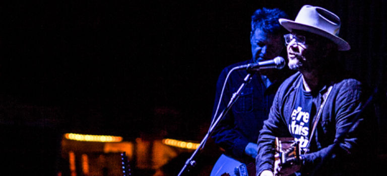 Wilco Close Out Four-Night Stay at The Chicago Theatre