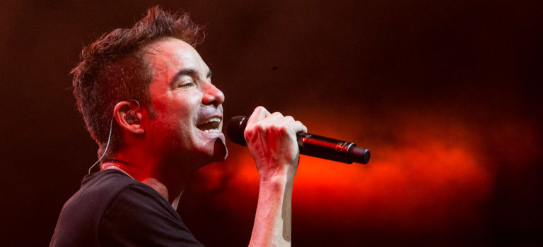Train at Hollywood Casino Amphitheatre in Tinley Park