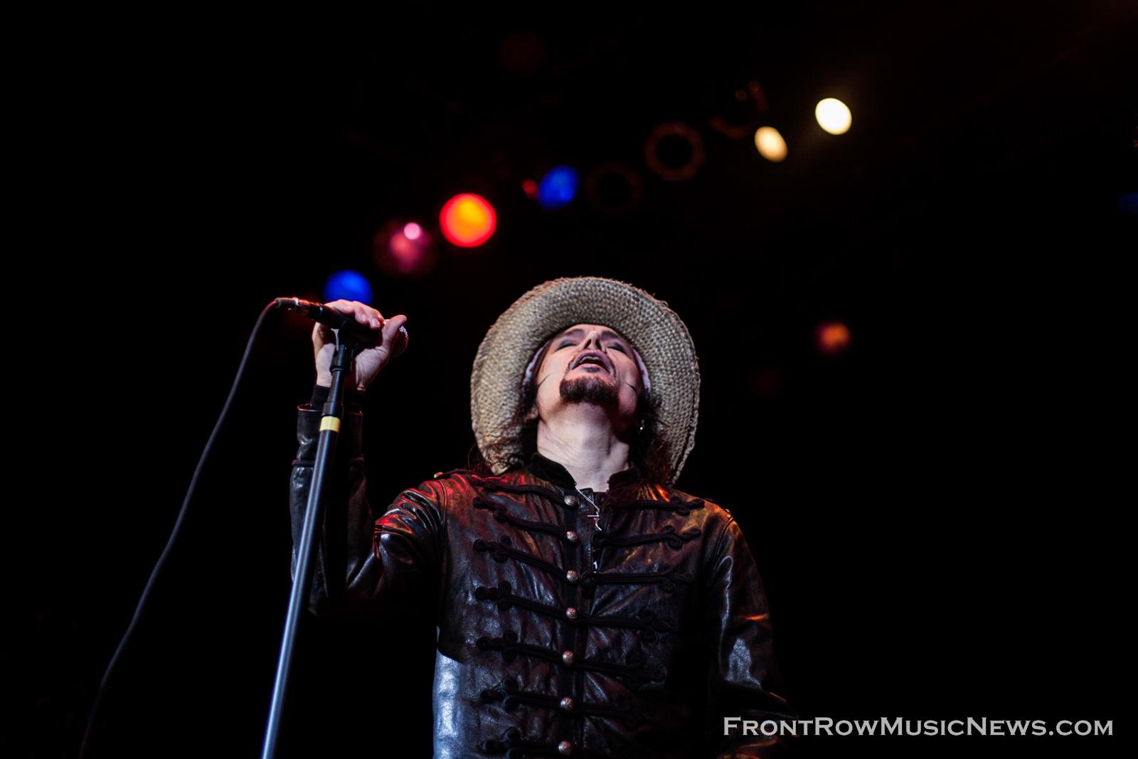 Adam Ant - Photo credit: Erica McKeehen