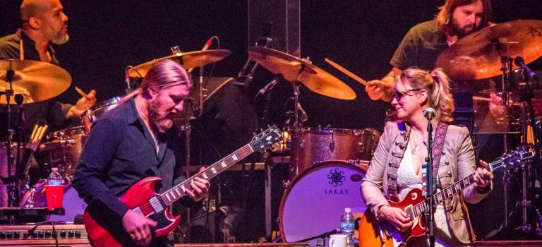 Tedeschi Trucks Band Three Sold Out Nights at the Chicago Theatre