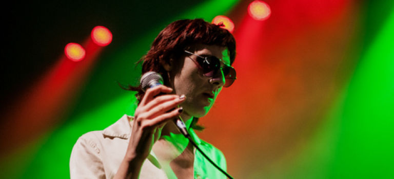 Foxygen's Enigma Illuminates The Vic in Chicago