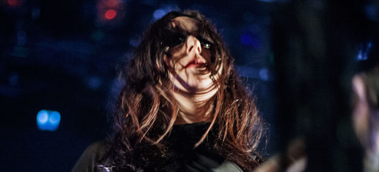 Chelsea Wolfe Distorts Despair at The Metro in Chicago