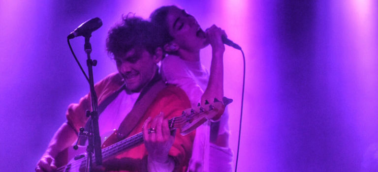 Chairlift charm and chase away the daily chafing at Double Door.