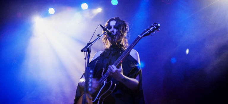 Chelsea Wolfe Haunts Thalia Hall in Chicago