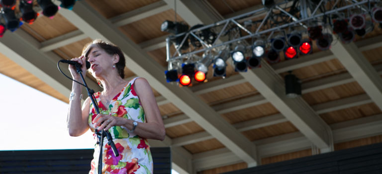 Blues on the Fox with Marcia Ball in Aurora, IL