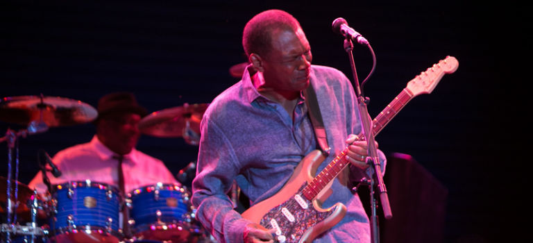 Blues on the Fox with The Robert Cray Band in Aurora
