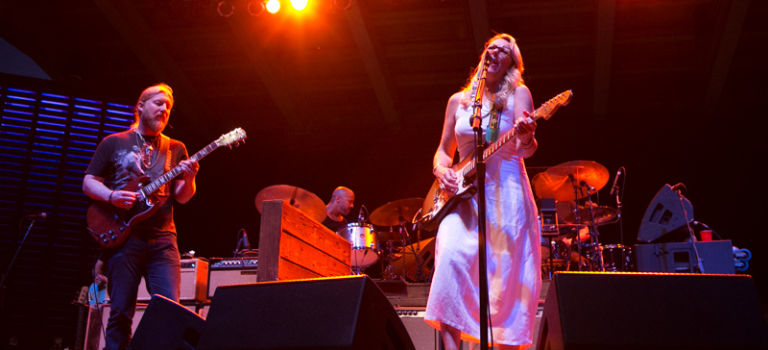 Blues on the Fox with Tedeschi Trucks Band in Aurora