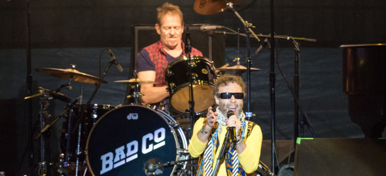 One Hell of a Night with Bad Company in Chicago