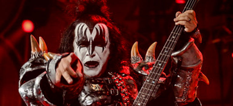 KISS at BMO Harris Bank Center in Rockford, IL