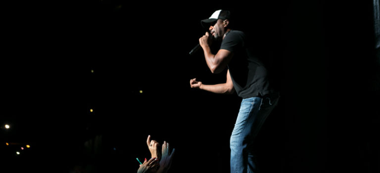 Darius Rucker at Hollywood Casino Amphitheatre