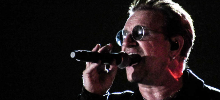 U2 at Cow Palace in San Francisco for Dreamfest