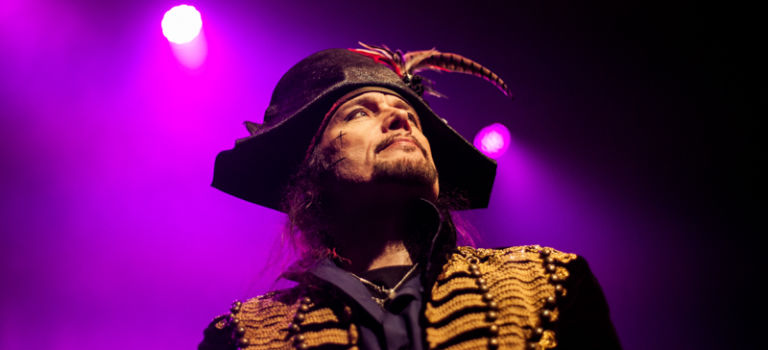 Adam Ant In Chicago: Antpeople are the Warriors, Antmusic is the Banner