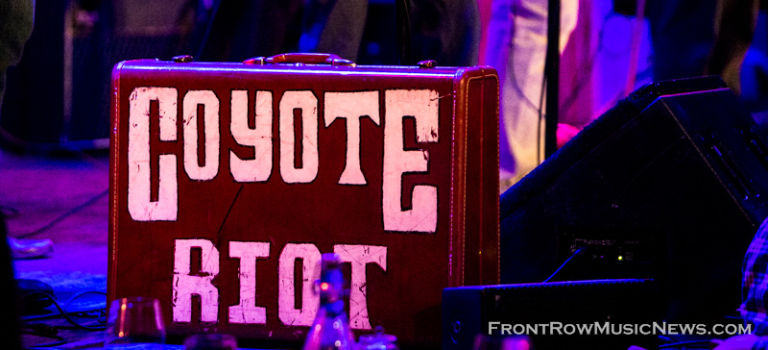 Coyote Riot at City Winery in Chicago