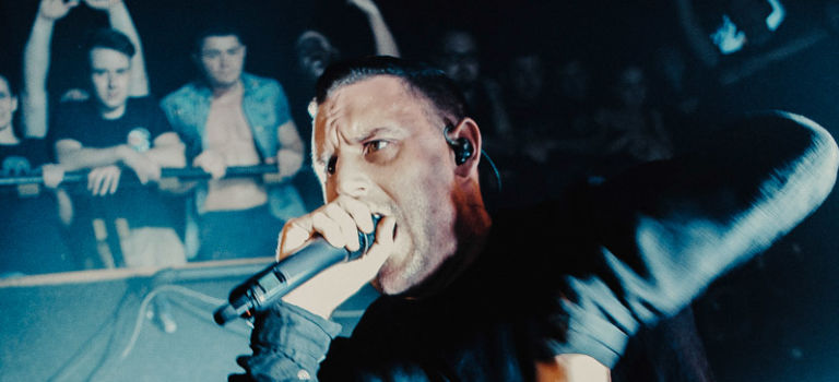 Parkway Drive at Chameleon Club in Lancaster, PA