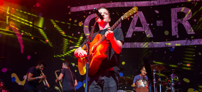 O.A.R. at Hollywood Casino Amphitheatre in Tinley Park