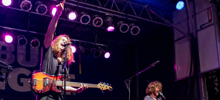 KONGOS at Roscoe Village BurgerFest in Chicago