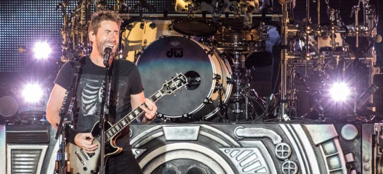 Nickelback at Huntington Bank Pavilion in Chicago