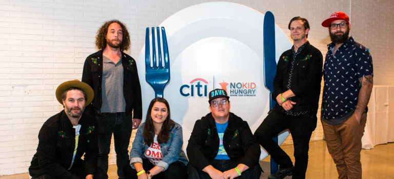 Citi presents The Strumbellas at Taste of the Nation in Chicago